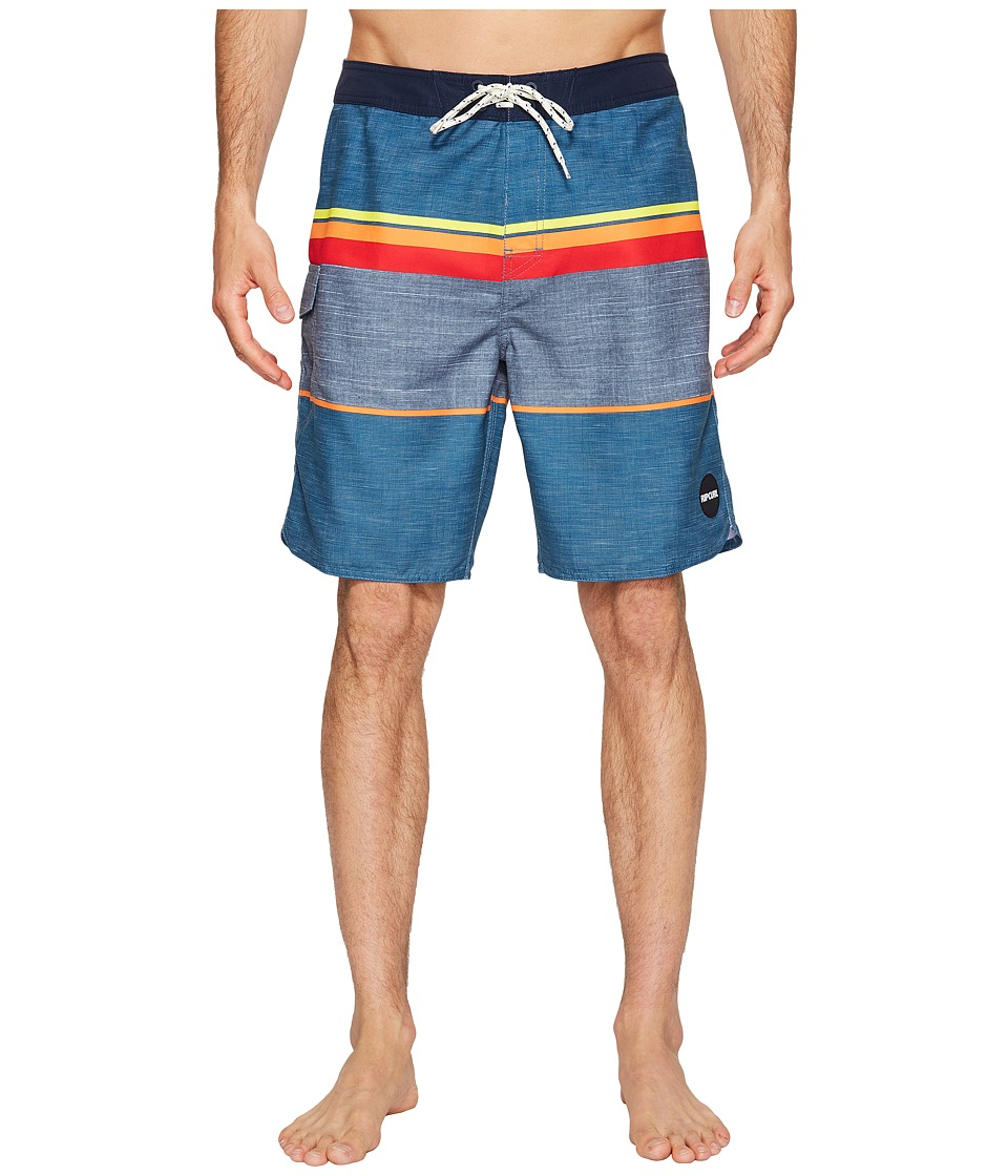 Rip Curl - Alltime Boardshorts (Navy) Men's Swimwear