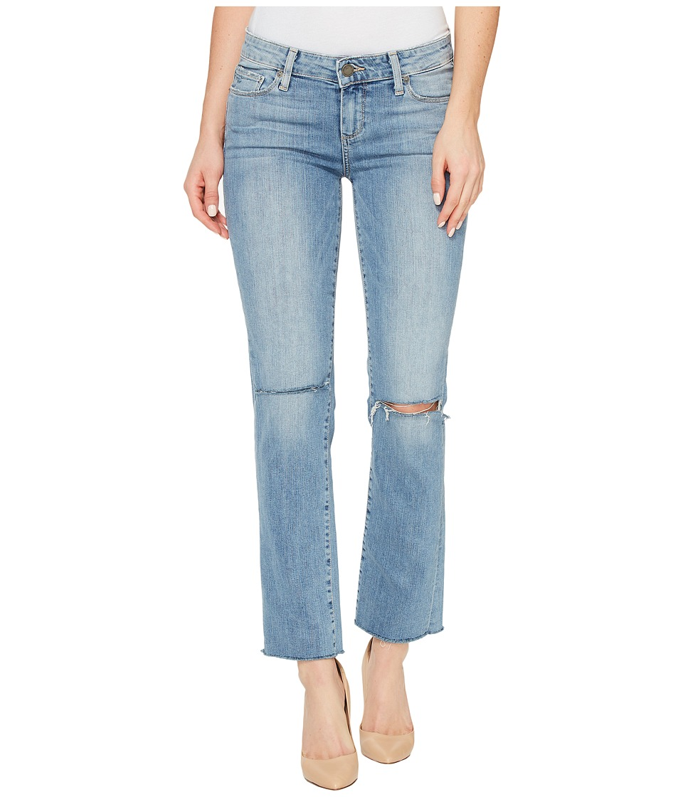 Paige Miki Straight with Raw Hem in Bella Destructed (Bella Destructed) Women