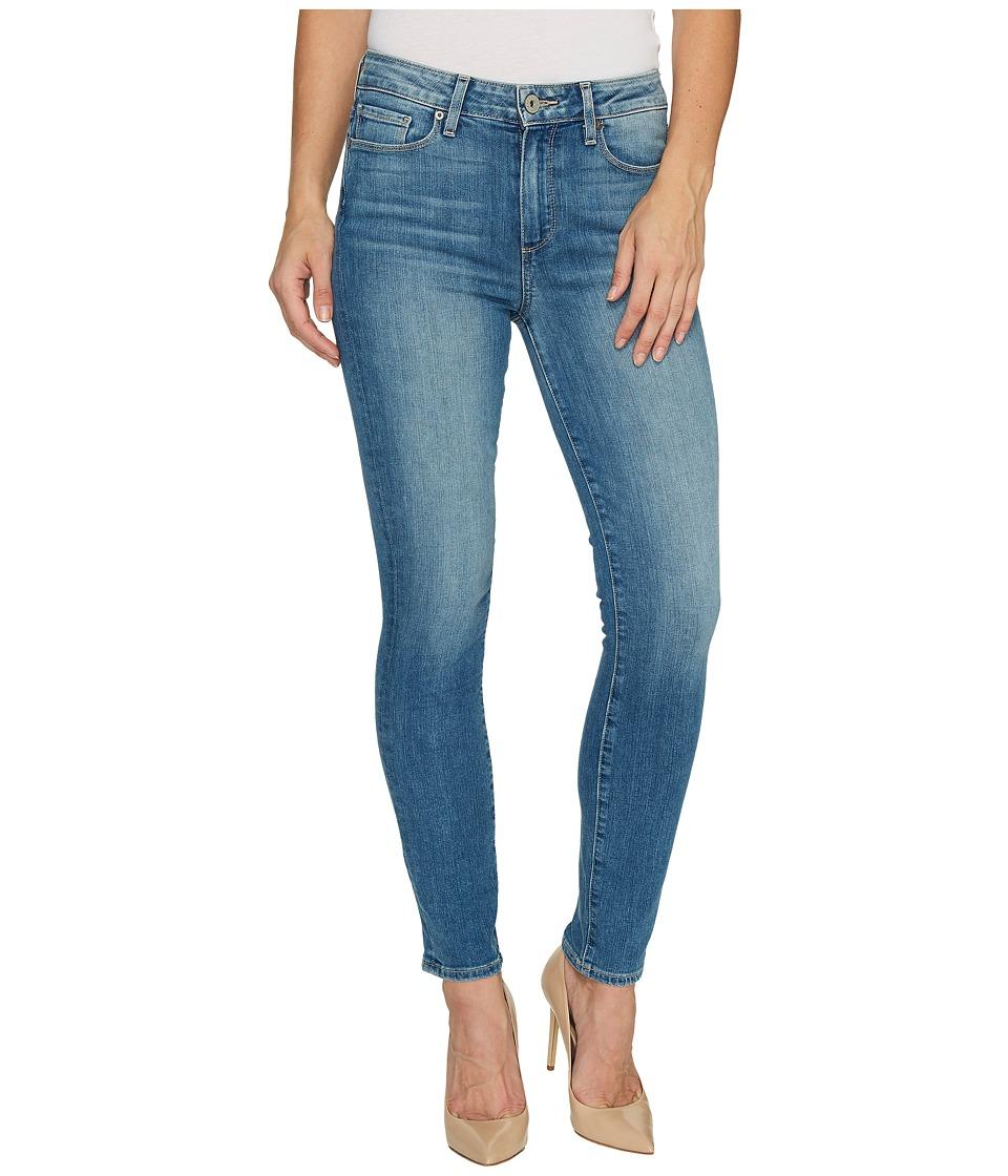 Paige - Hoxton Ankle Peg in Marielle (Marielle) Women's Jeans