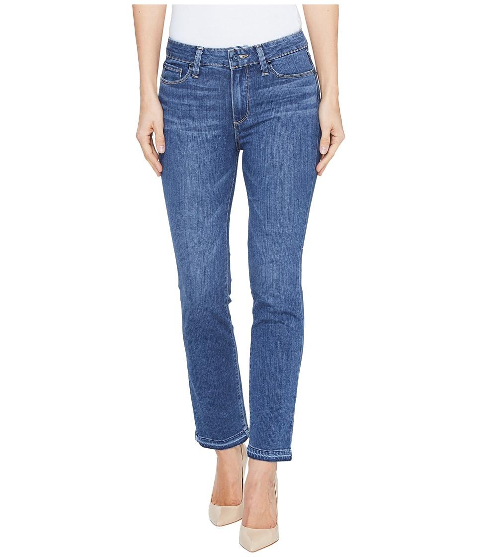Paige - Jacqueline Straight w/ Folded Undone Hem in Marla (Marla) Women's Jeans