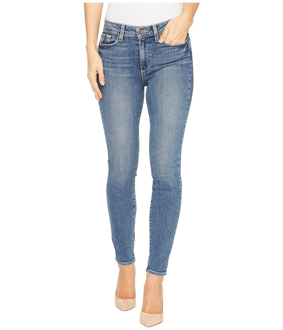 Paige - Hoxton Ankle in Emma (Emma) Women's Jeans