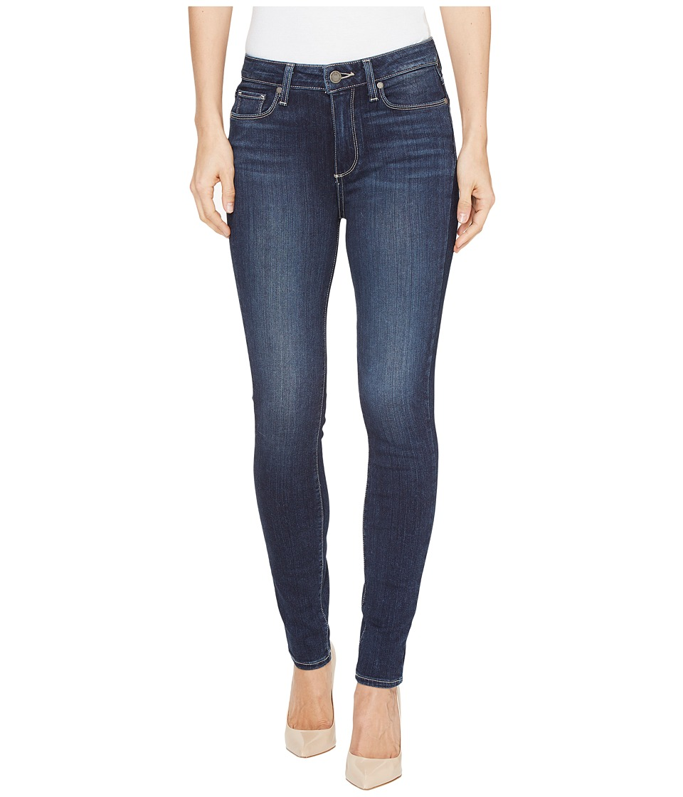 Paige - Hoxton Ankle in Channing (Channing) Women's Jeans