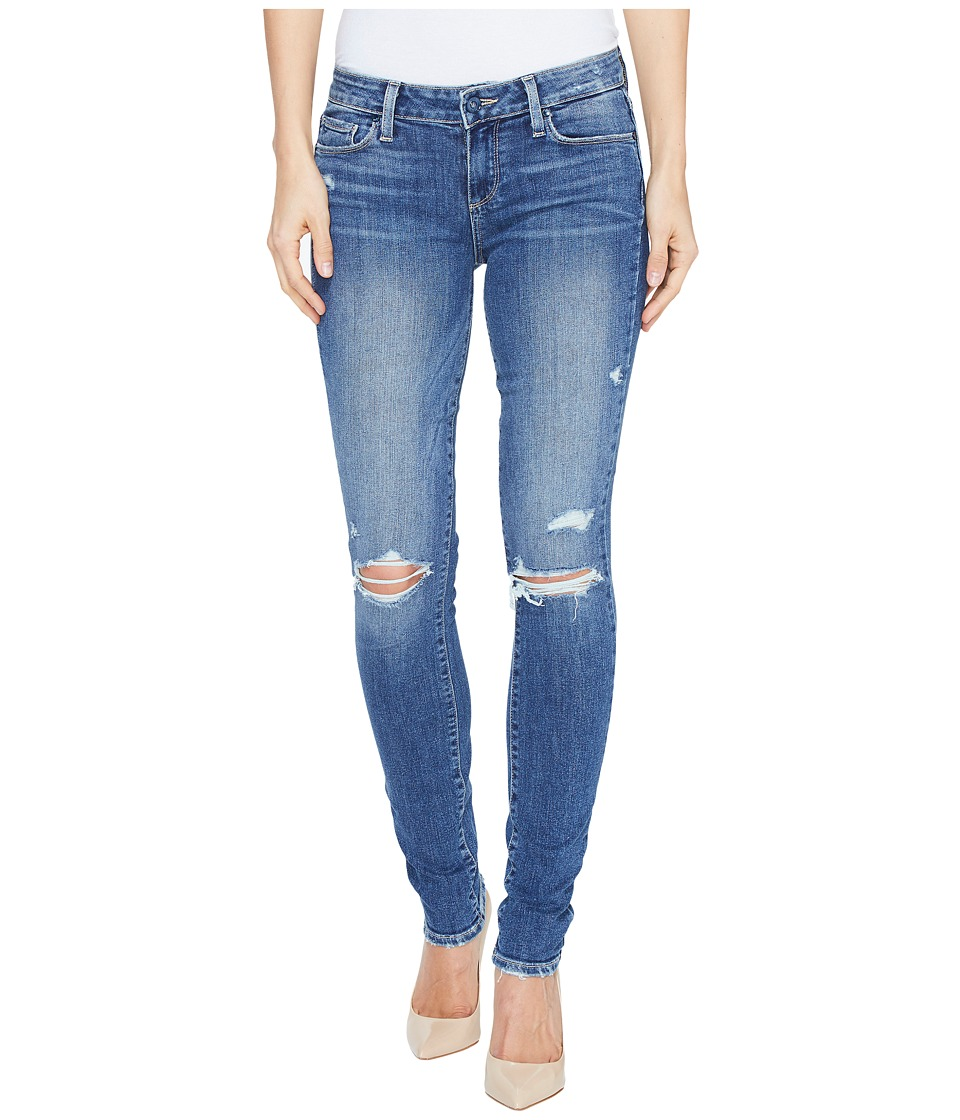 Paige - Verdugo Ultra Skinny in Colton Destructed (Colton Destructed) Women's Jeans