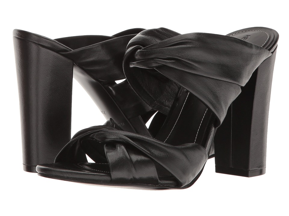 KENDALL + KYLIE Demy (Black Leather) High Heels