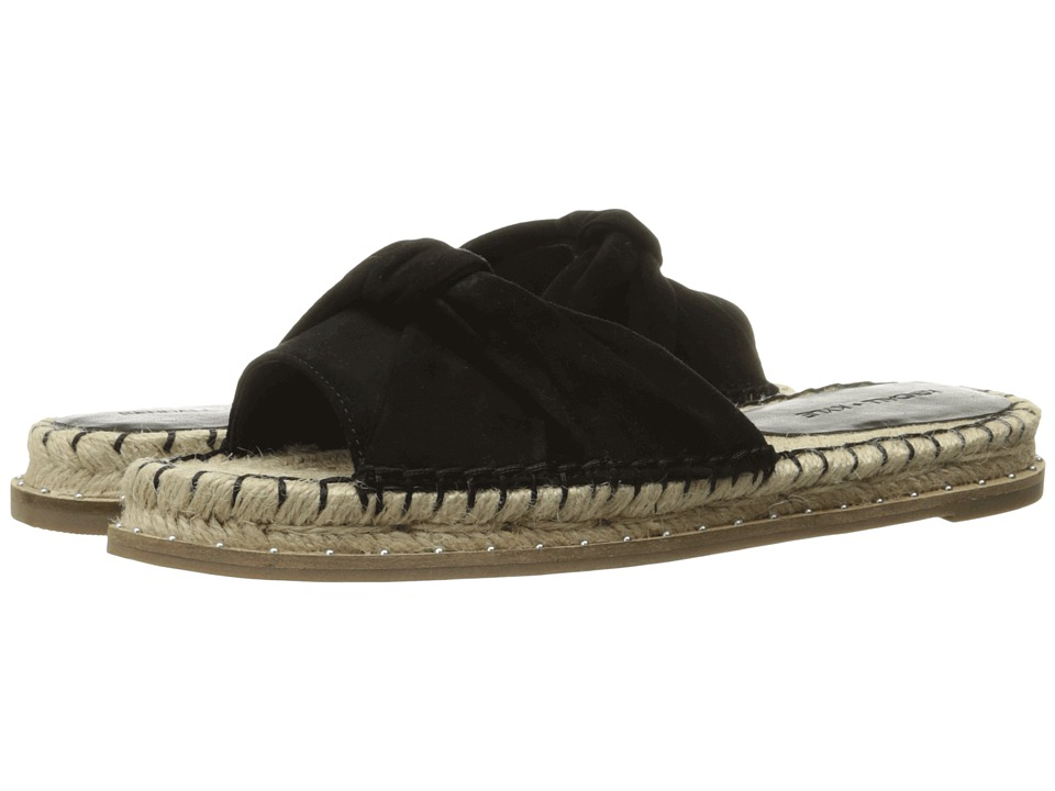 KENDALL + KYLIE - Vira (Black Suede) Women's Shoes
