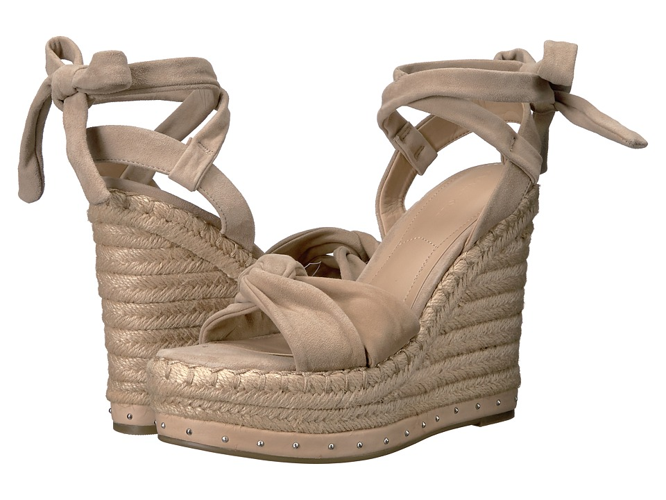 KENDALL + KYLIE - Grayce (Light Natural) Women's Wedge Shoes