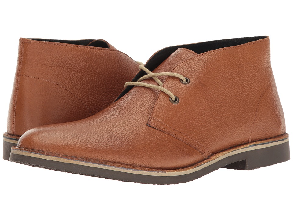 RUSH by Gordon Rush - Oliver (Cognac) Men's Shoes