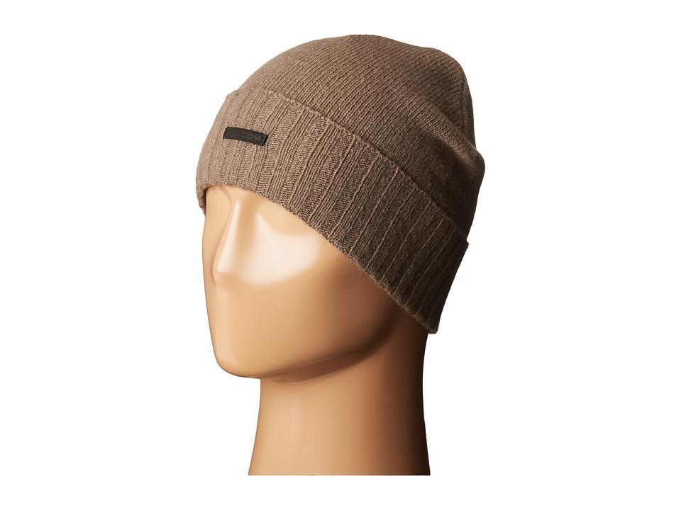 Volcom - Standard Wool Beanie (Teak) Beanies
