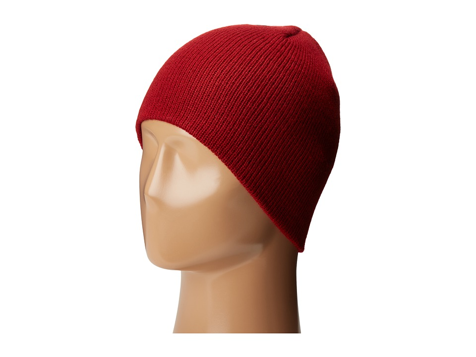 Volcom - Woolcot Beanie (Blood Red) Beanies