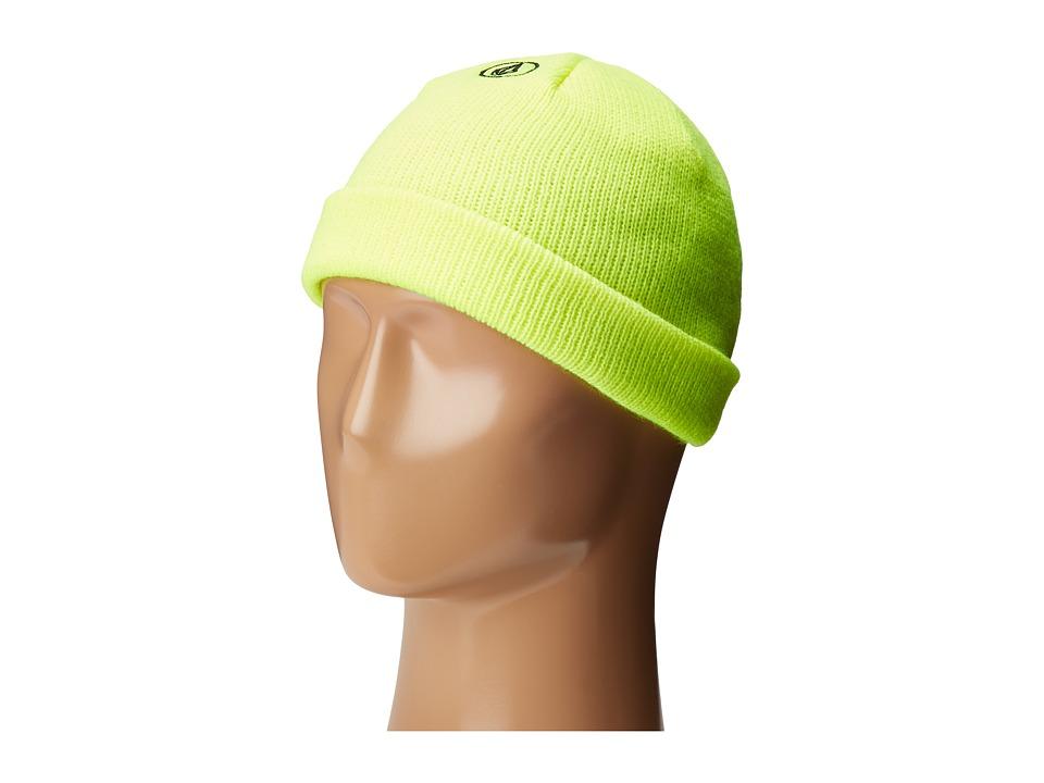 Volcom - Woolcot Beanie (Tennis Ball) Beanies