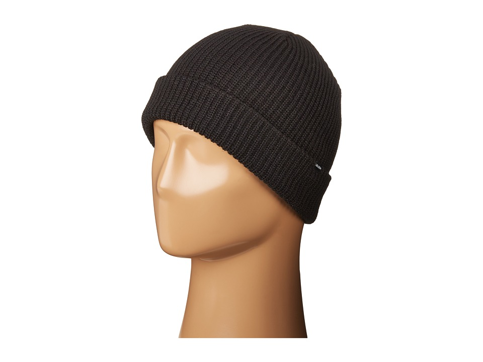 Volcom - Sweep Beanie (Black) Beanies