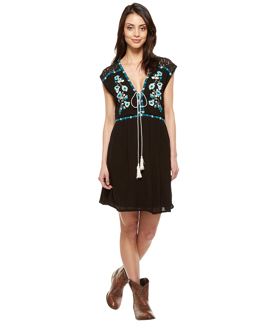 Double D Ranchwear Rambling Rose Dress