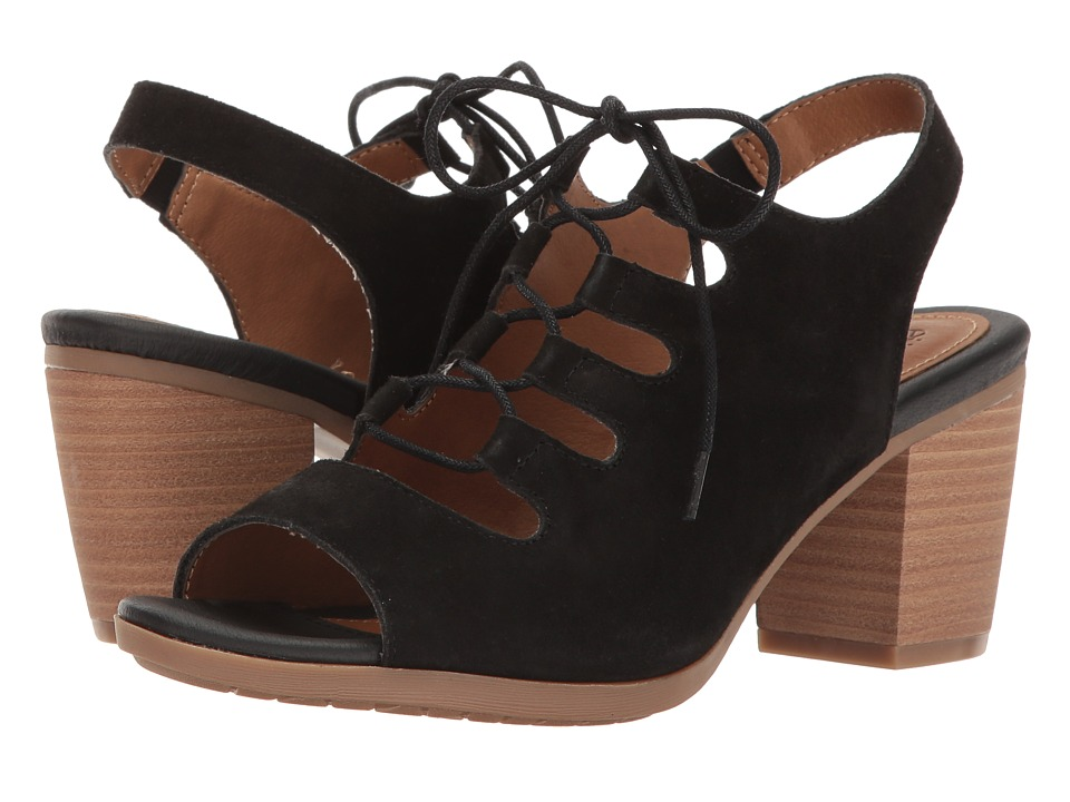 EuroSoft - Malin (Black) Women's Shoes