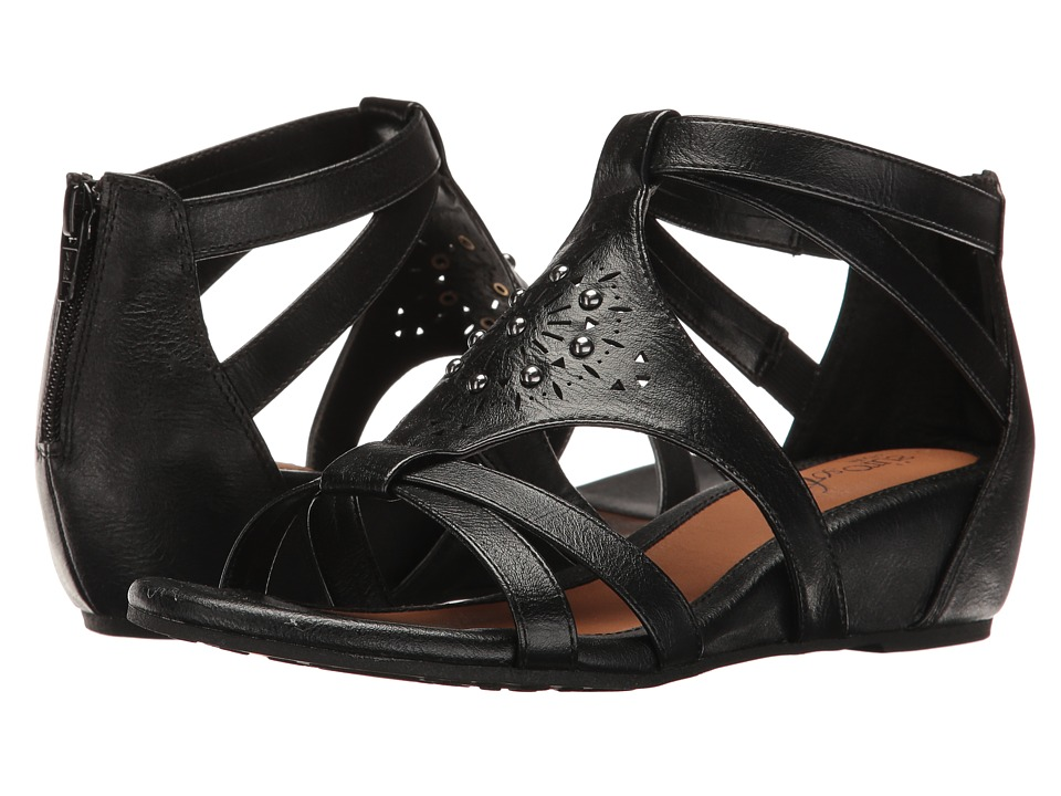 EuroSoft - Raisa (Black) Women's Shoes
