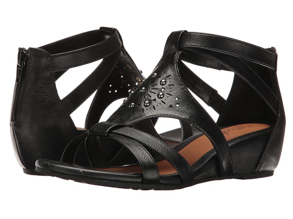 EuroSoft - Raisa (Black) Women's Shoes
