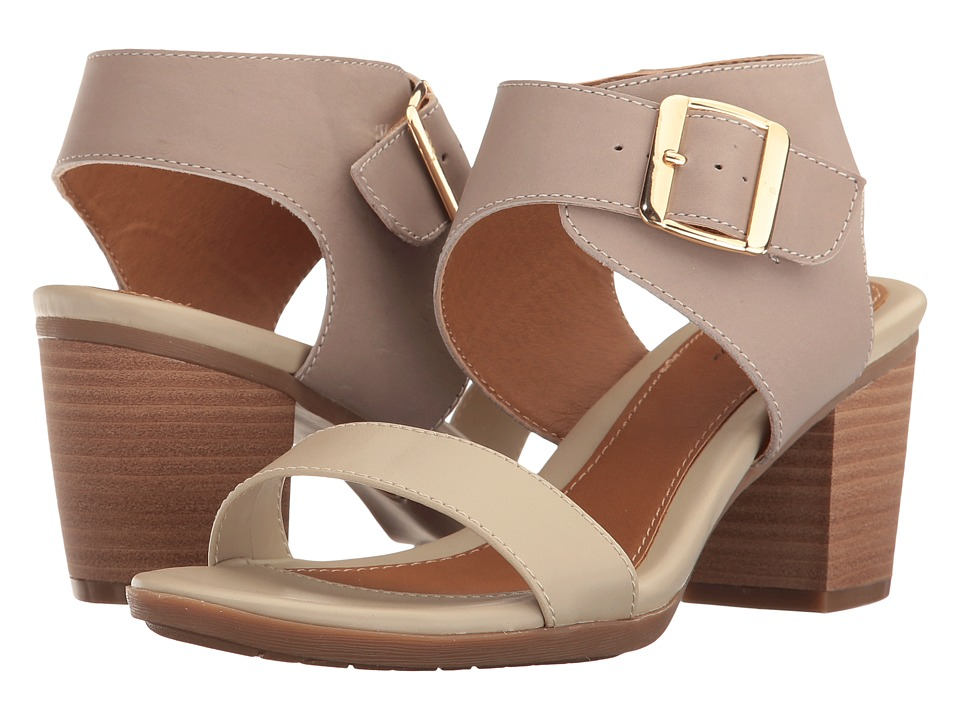EuroSoft - Maitland (Grey Mist/Nude) Women's Shoes