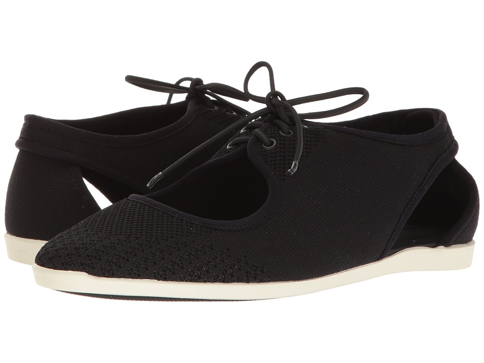 Via Spiga - Elliot (Black Knit) Women's Shoes