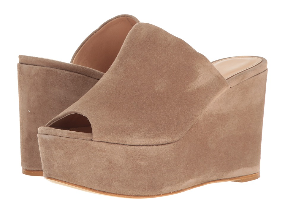 Charles by Charles David - Charles David - Padma (Truffle Suede) Women's Shoes