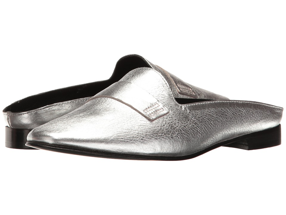 Charles by Charles David Charles David Mulley (Silver Metallic Leather) Women