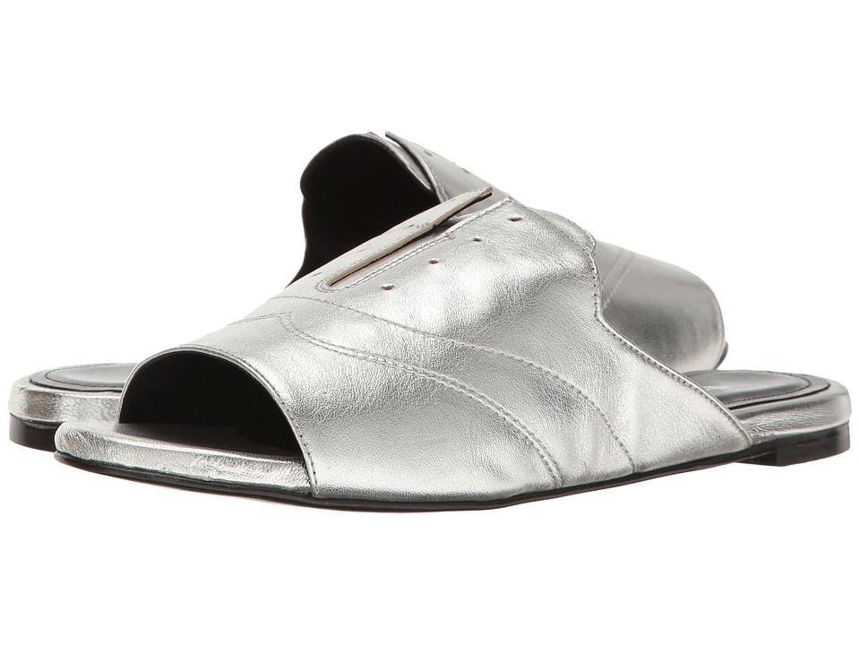Charles by Charles David Charles David Smith (Silver Metallic Leather) Women