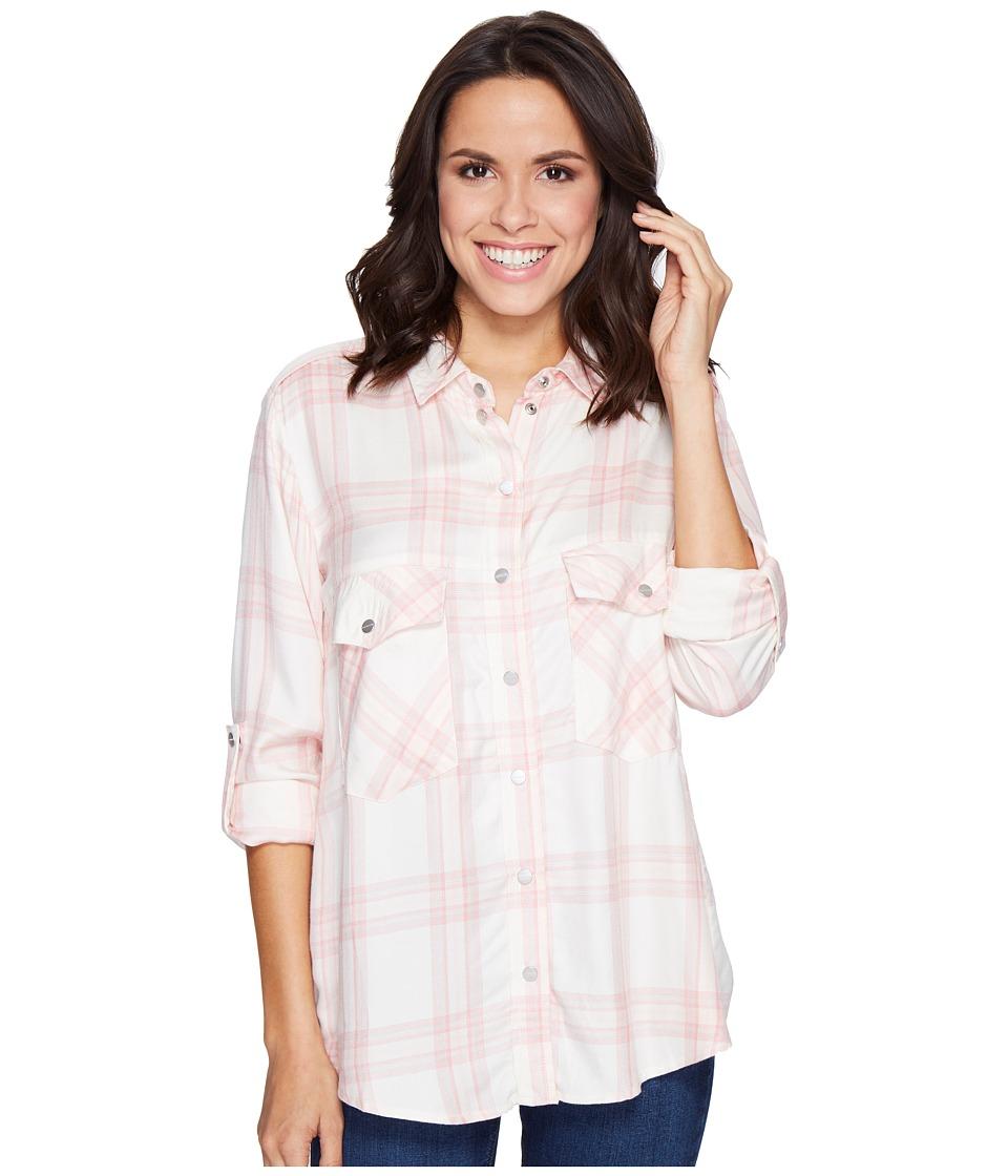Sanctuary - Boyfriend Shirt (Strawberry Perry) Women's Clothing