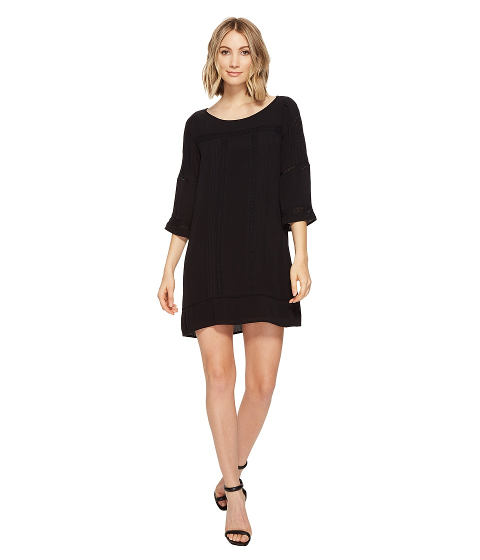 Sanctuary - Clemence Dress (Black) Women's Dress
