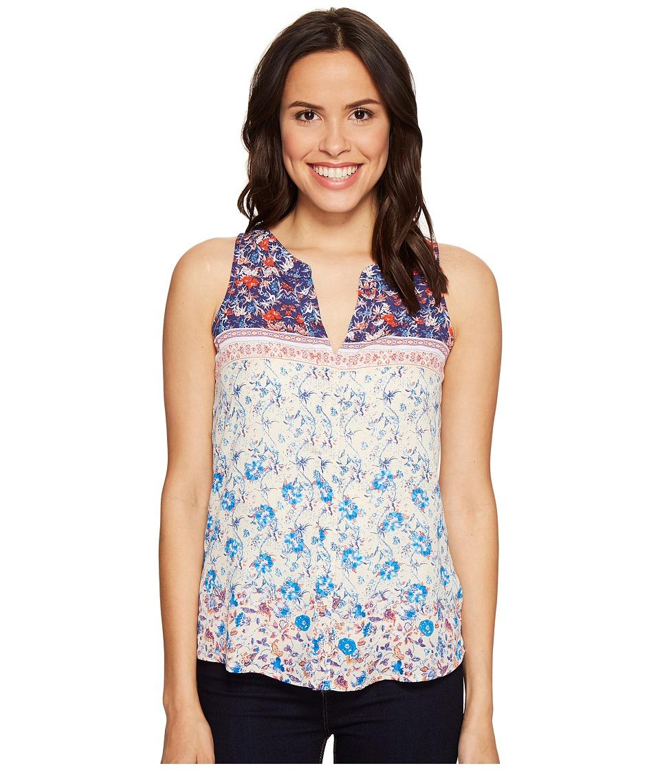 Sanctuary - Craft Shell Top (Fleur De Boheme) Women's Clothing