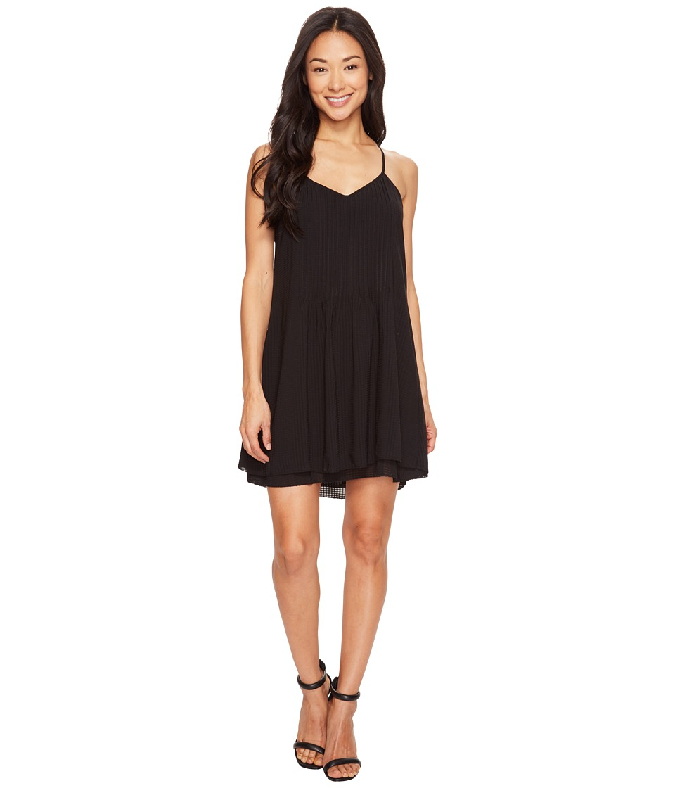 Sanctuary - Spring Fling Dress (Black) Women's Dress