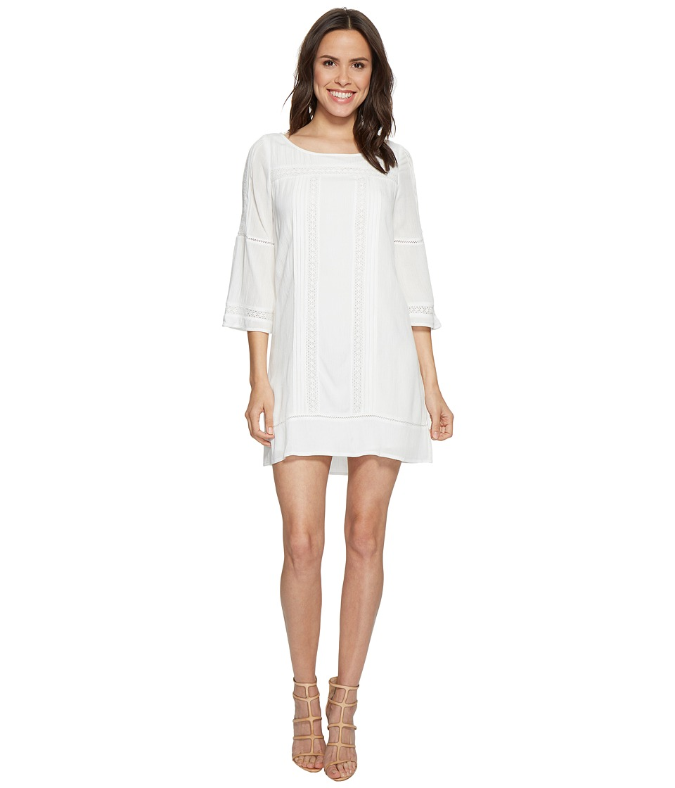Sanctuary - Clemence Dress (White/Ecru) Women's Dress