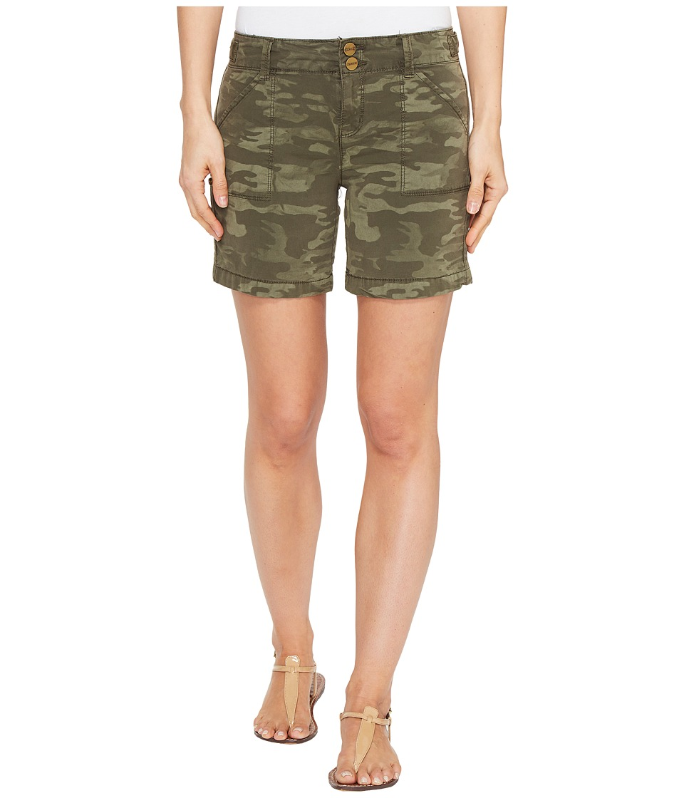 Sanctuary - Habitat Shorts (Safari Green Camo) Women's Shorts