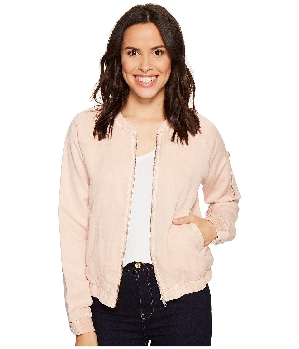 Sanctuary - Pilot Bomber (Cameo Pink) Women's Coat