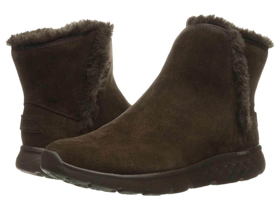 SKECHERS Performance - On-The-Go 400 - Blaze (Chocolate) Women's Boots