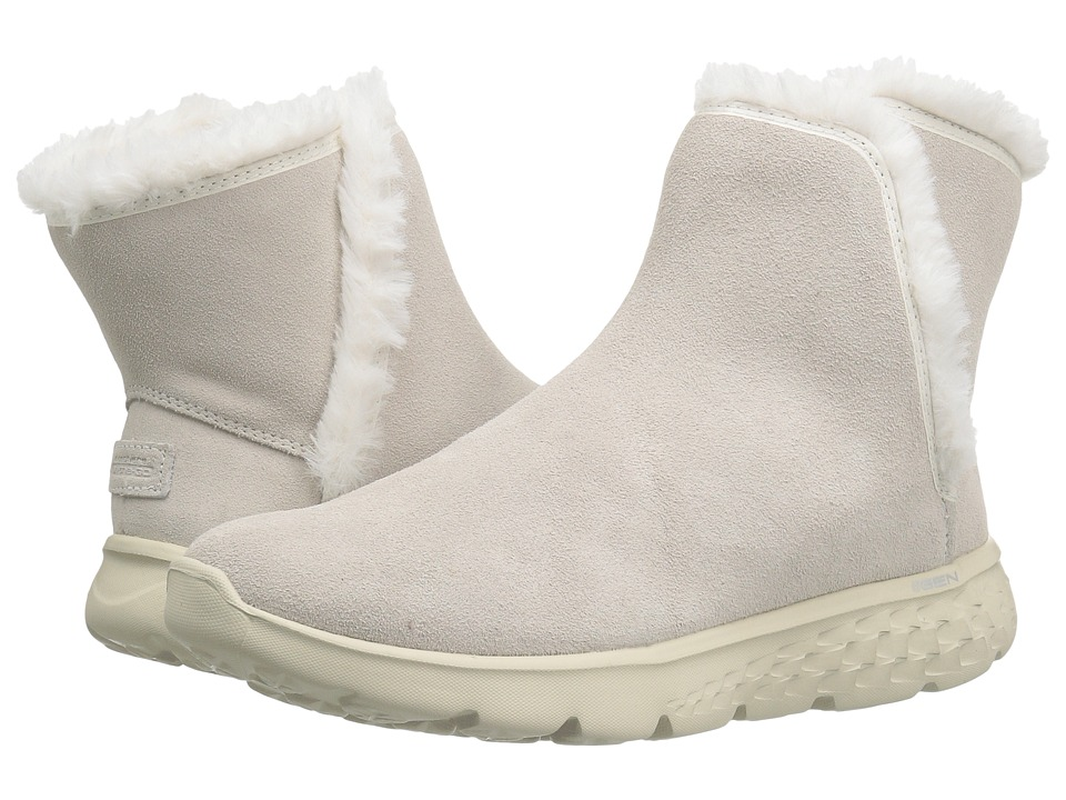 SKECHERS Performance - On-The-Go 400 - Blaze (Winter White) Women's Boots