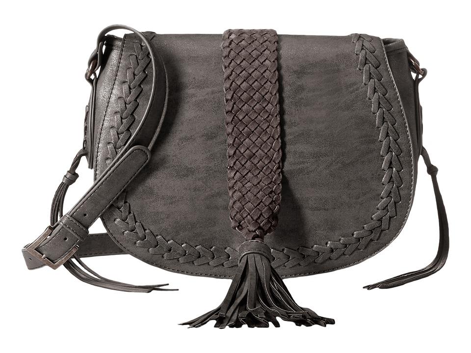 Steven - Jyork (Charcoal) Handbags