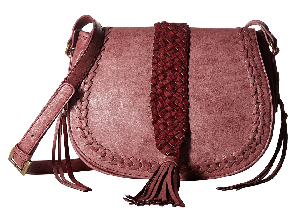 Steven - Jyork (Wine) Handbags