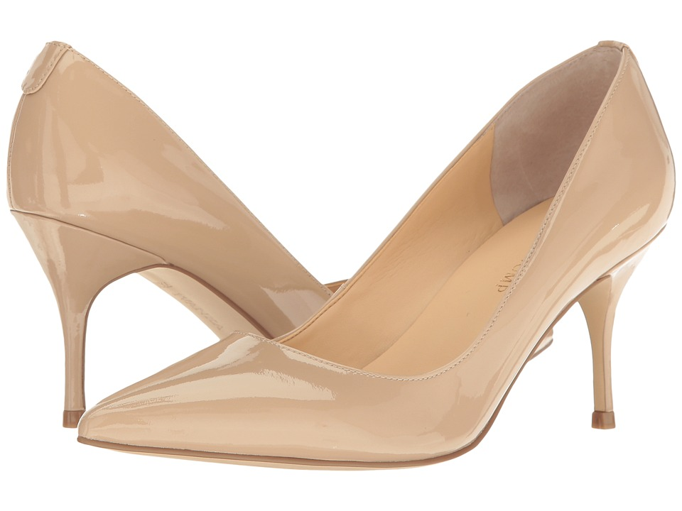 Ivanka Trump - Boni 7 (Lite Natural Patent) Women's Shoes