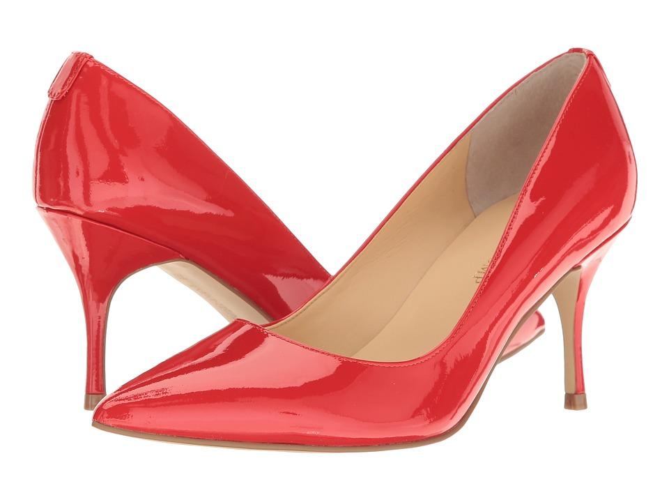 Ivanka Trump - Boni 7 (Medium Red Patent) Women's Shoes