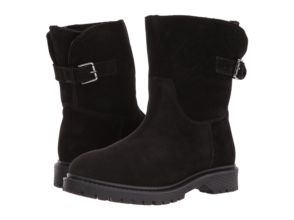 SKECHERS - Coze (Black) Women's Cold Weather Boots