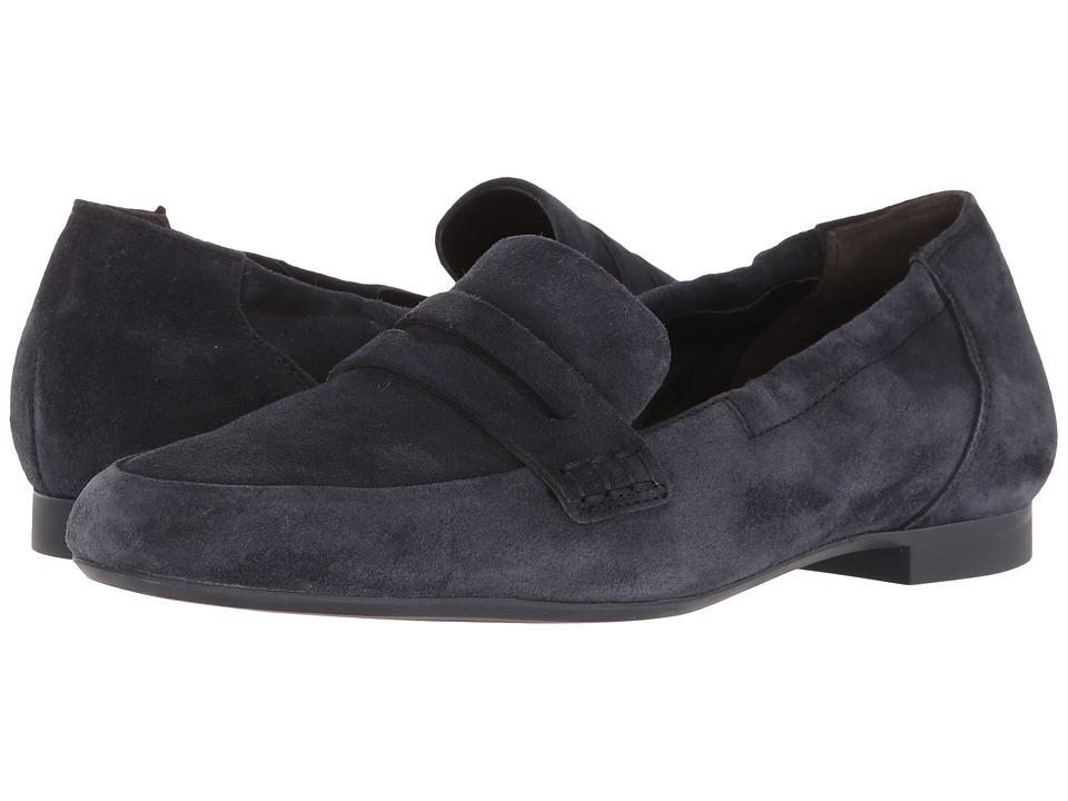 Paul Green - Metro (Space Blue Suede) Women's Shoes