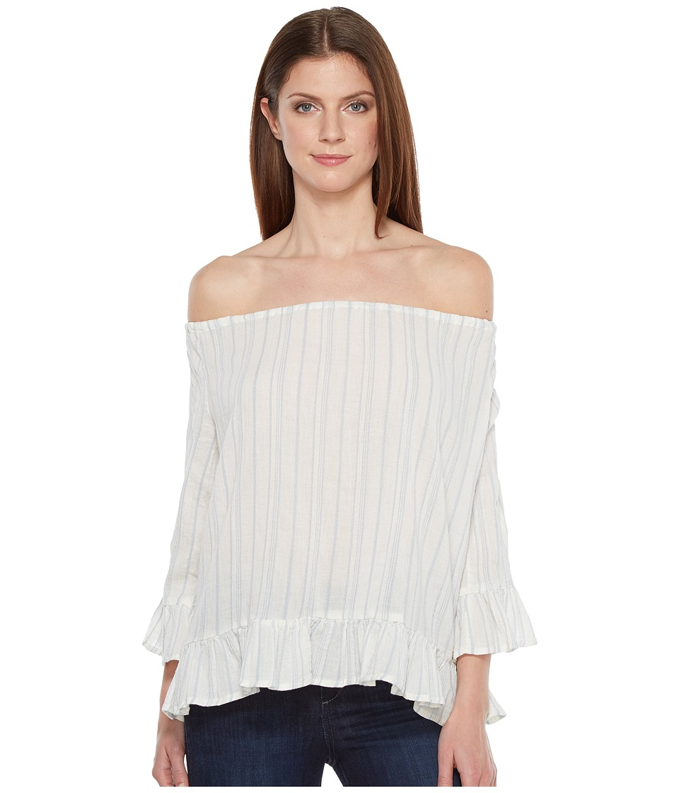 Sanctuary - Julia Top (Loom Strpe) Women's Clothing