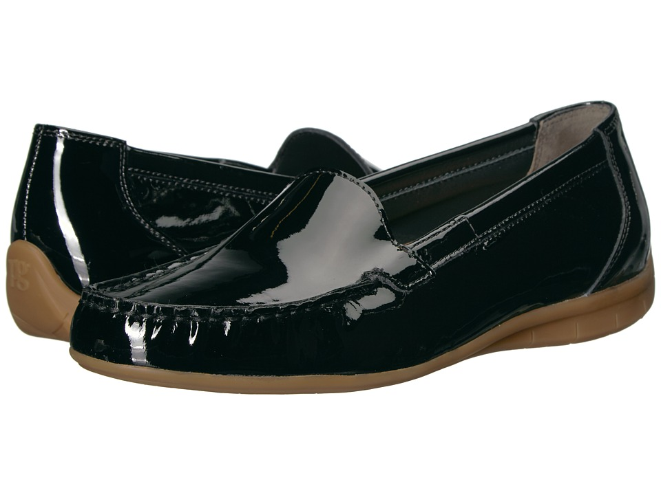 Paul Green - Nemo (Black Patent) Women's Shoes