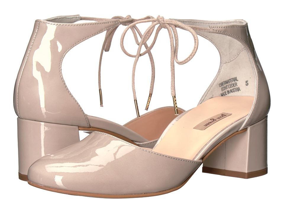 Paul Green Molly Heel (Greige Patent) Women