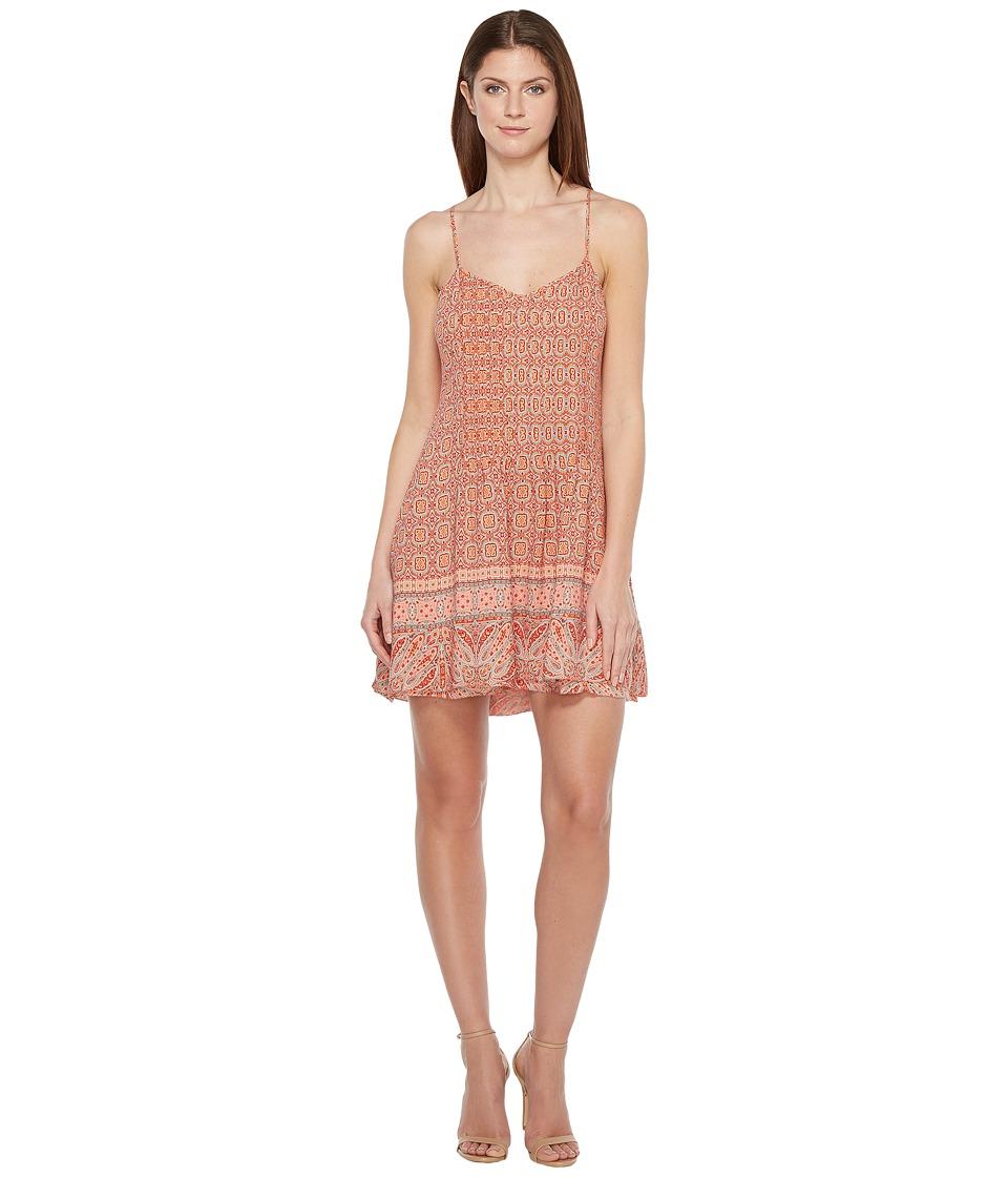 Sanctuary - Spring Fling Dress (Sun Bleach Tile) Women's Dress
