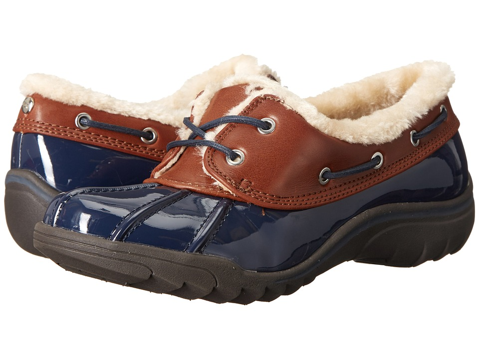 Anne Klein Gamil (Navy Multi Synthetic) Women