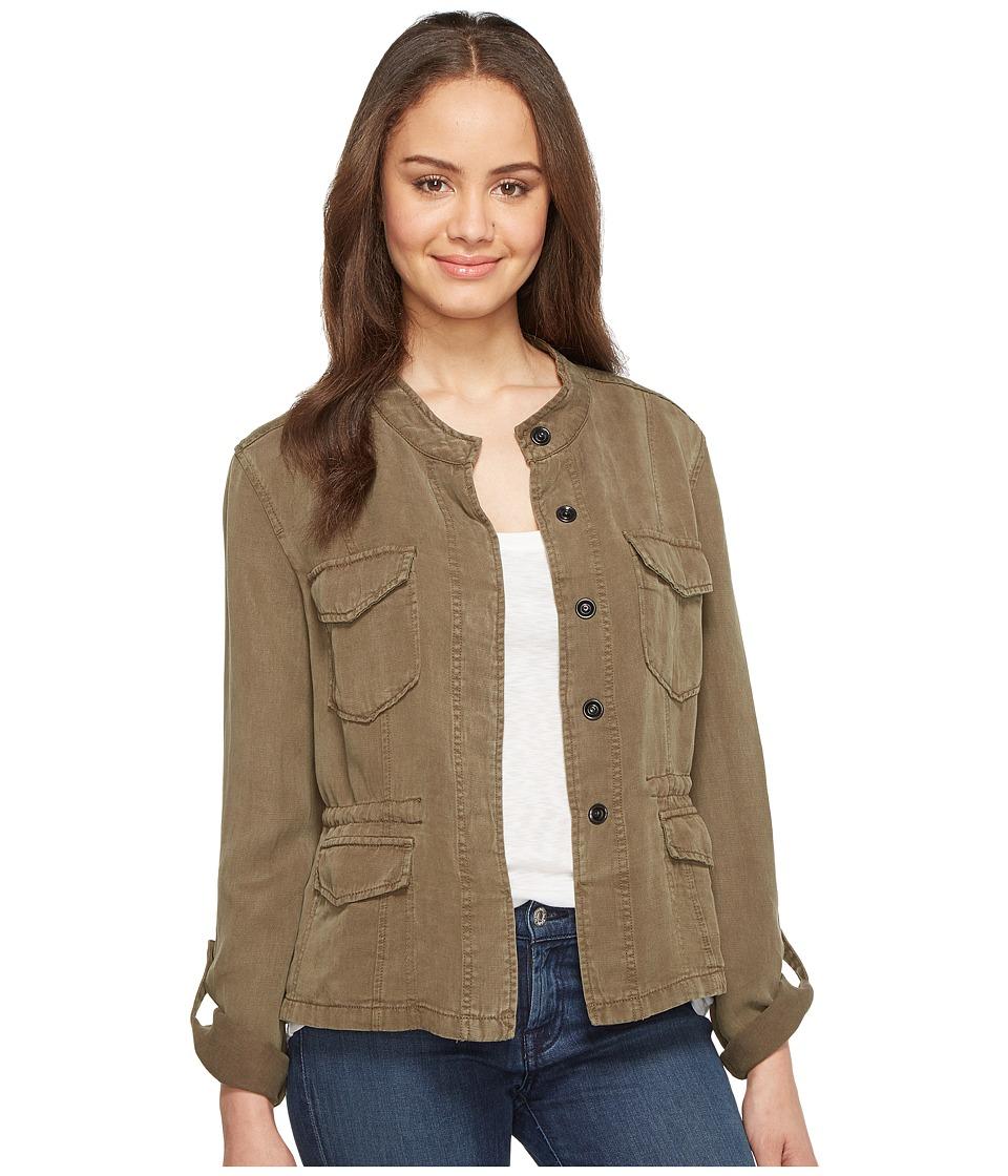 Sanctuary - Sunset Safari Jacket (Fatigue) Women's Jacket