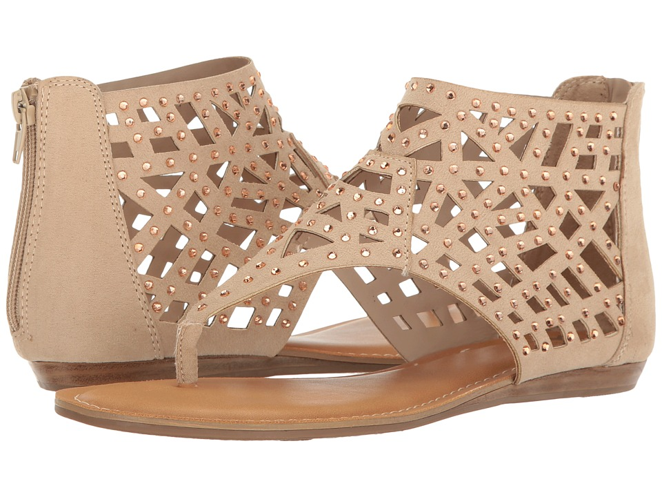 Fergalicious - Serenade (Nude) Women's Dress Sandals