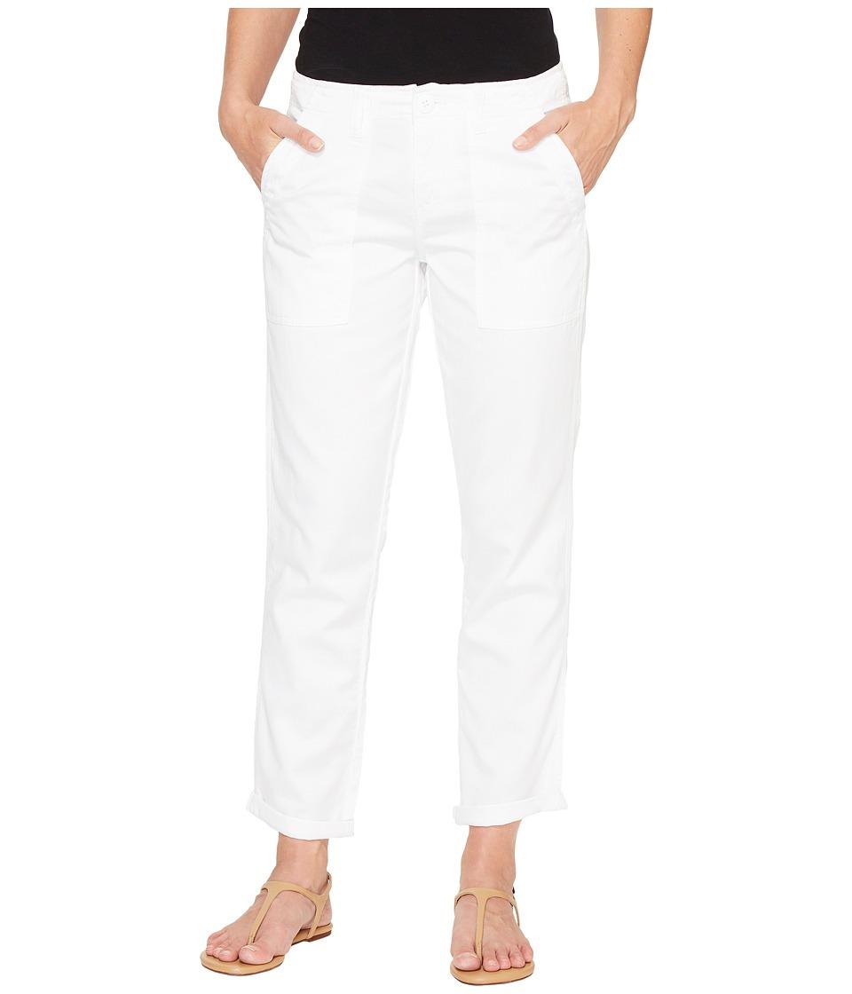 Sanctuary - Army Pants (White) Women's Clothing