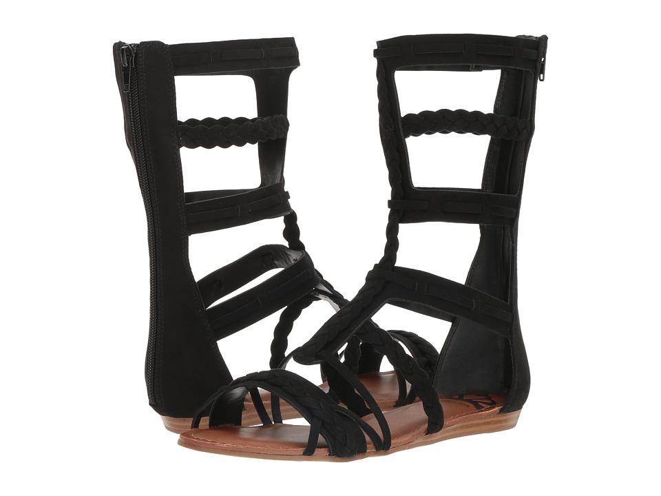 Fergalicious - Zaille (Black) Women's Shoes