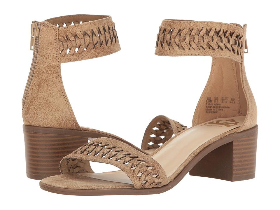 Fergalicious - Phoenix (Beige) Women's Shoes