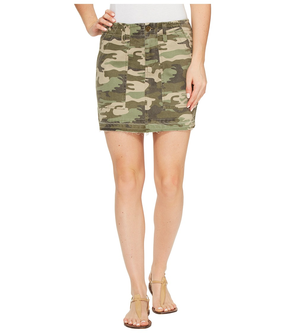 Sanctuary - Safari Camo Skirt (Safaricamo) Women's Skirt